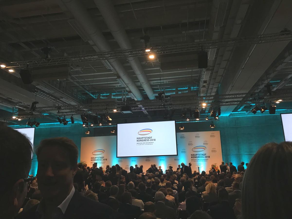 Hauptstadtkongress 2018